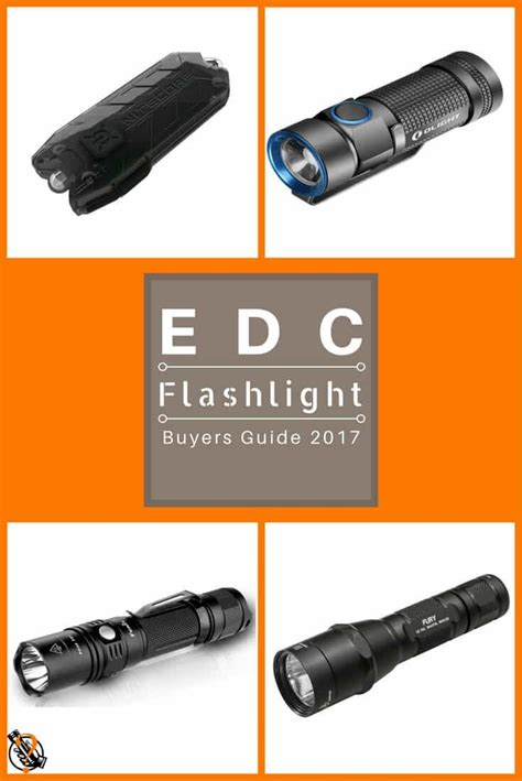 Best Edc Light by What Is The Best Edc Flashlight Of 2017 Best Tactical