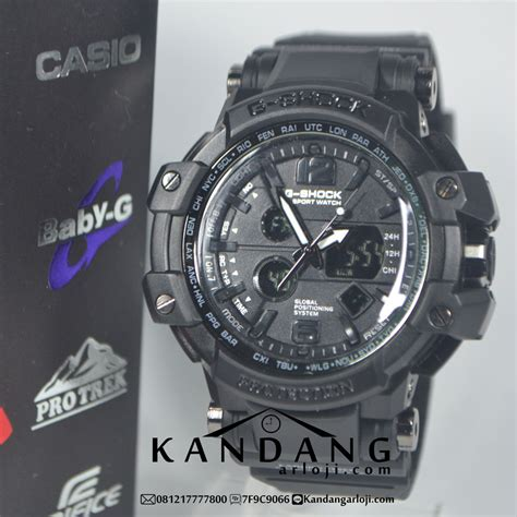 Dijamin Infantry Jam Tangan Model In 010 Black jam tangan g shock gpw 1000 aviation fullblack murah