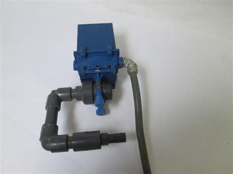 True Blue Ebv 65 Electric Actuator 65 In Lb Torque 120vac