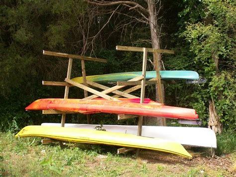Canoe Rack Storage by 19 Best Canoe Kayak Rack Images On Kayak Rack