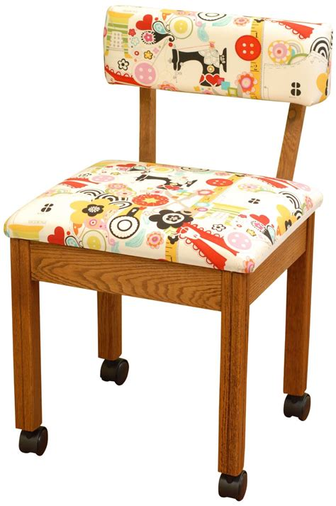 arrow cabinets sewing chair arrow sewing chair sewing furniture