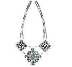 Mirror Pendant Necklace From Miss Selfridge by Accessories Special Teams And Stockists Daily