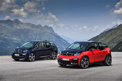 Bmw I3 News The New Bmw I3s And I3 Facelift