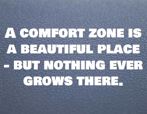 comfort zone quotes 77 images to make you take action