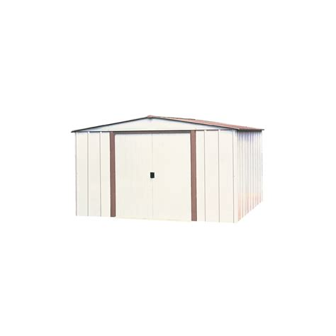 8 X 10 Metal Storage Shed
