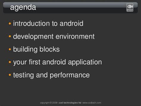 android development tutorial android development tutorial v3