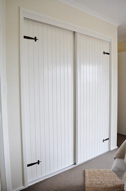 Diy Sliding Closet Door Diy Closet Door Ideas Twobertis