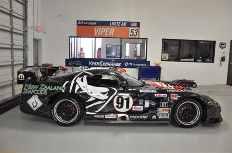 Window Seat With Radiator - 2005 dodge viper competition coupe world challenge race car for sale dodge viper world