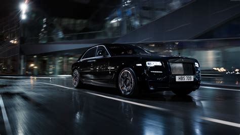 roll royce wraith black wallpaper rolls royce wraith quot black badge quot geneva auto