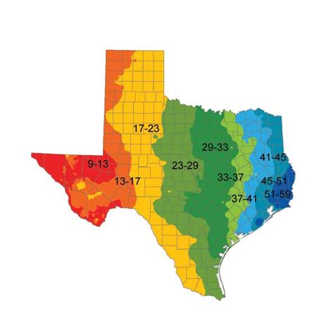 texas annual rainfall map water the ultimate recyclable chapter 2 texas aquatic science