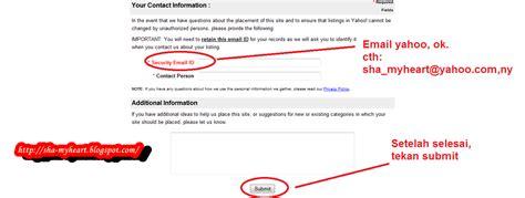 cara membuat index html 7 cara cara mudah untuk membuat index ke yahoo search
