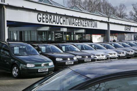 Auto Gebrauchtwagenmarkt by Ein Jahr Sicherheit Autobild De