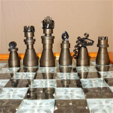 unique chess pieces 15 cool and unique chess sets part 3