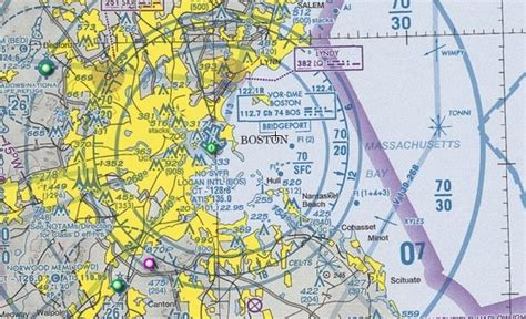 how to read a sectional chart cessna
