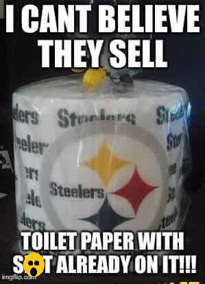 Anti Steelers Memes - the ravens steelers rivalry is dead russell street