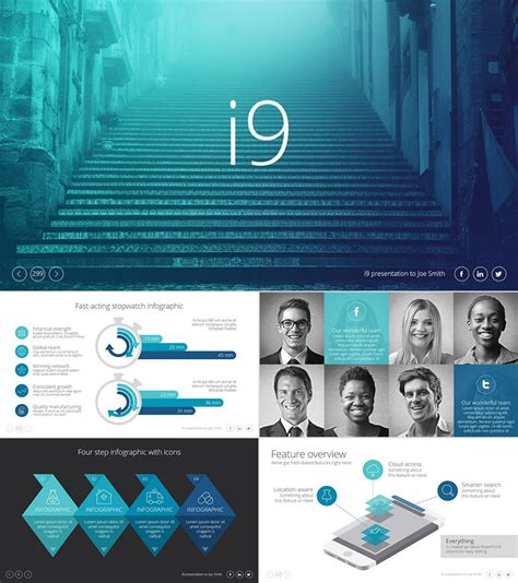 18 Professional Powerpoint Templates For Better Business Presentations Powerpoint Templates For Business Presentations