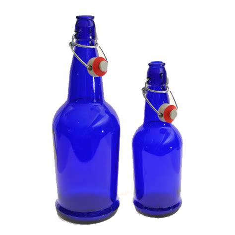 blue swing top bottles ez cap swing top beer bottles blue 12 pack grapes to glass