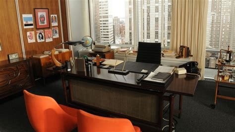 mad men office mad men office decor mad men set design