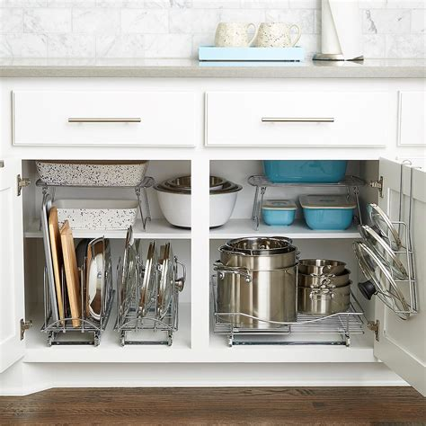 Permalink to Kitchen Cabinet Organizers