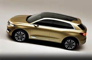 2017 lincoln mkx redesign release date and price 2017