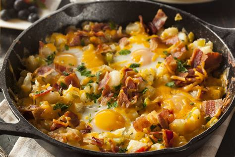 Versatile Side Home Fries by The Ultimate Breakfast Skillet 12 Tomatoes