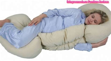 Best Bed Pillow For Side Sleepers by Bed And Pregnancy Pillows For Side Sleepers