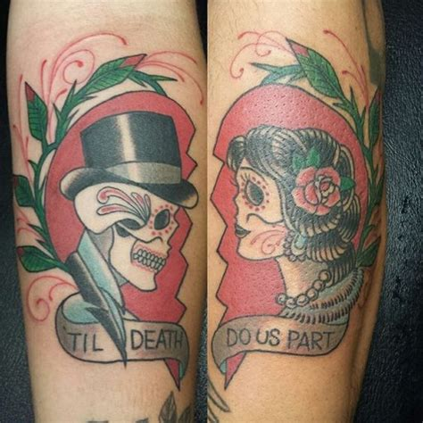 till death tattoo the world s catalog of ideas