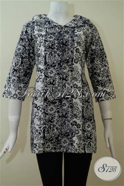 Baju Batik Perempuan Dewasa pakaian batik model blus untuk perempuan dewasa baju batik cap motif unik dan keren cocok