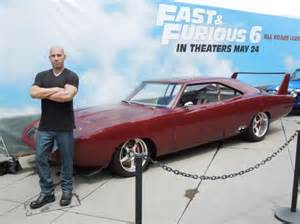 costumes and props fast furious 6 cars