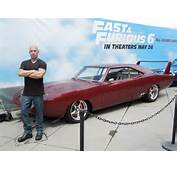 Hollywood Movie Costumes And Props Fast &amp Furious 6 Cars Vin