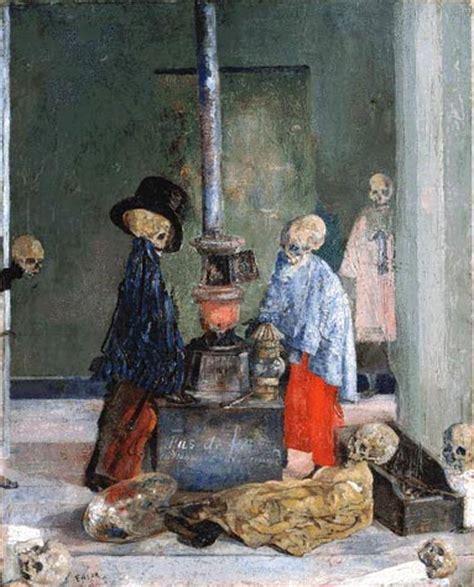 russell dickerson june 2 this week s art skeletons warming themselves darkstorm