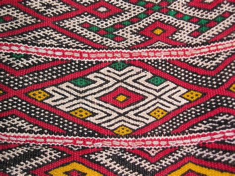 fabric pattern moroccan woven print fabric from morocco fabrics patterns deco