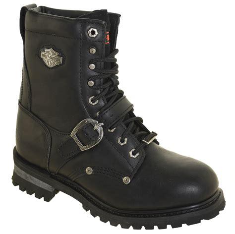 harley boots harley davidson s faded boots 91003 black ebay