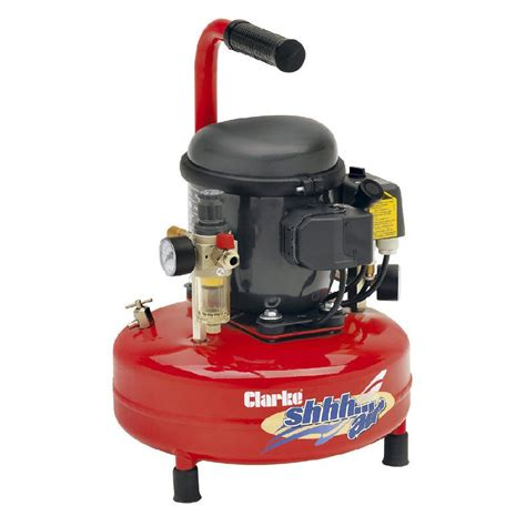 clarke shhhair30 9 run compressor 24 9 ltrs min with 9 litre air receiver 240v 50hz