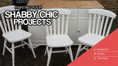 shabby chic paint effects for your bedroom furniture in