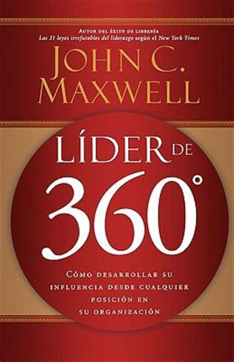 The 360 Leader C Maxwell 360 degree leader c maxwell 9780881139037