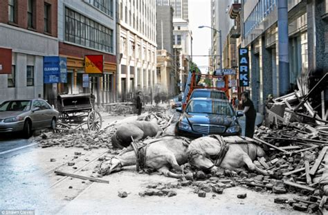 earthquake happening now what if the 1906 san francisco earthquake happened today