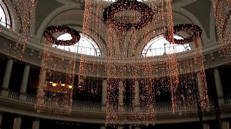 Christmas Lights Emporium Dome Westfield Centre San Westfield Lights