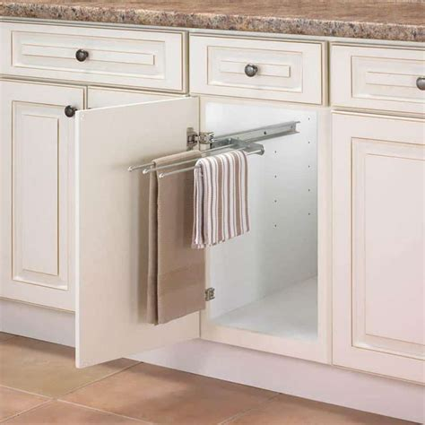 Kitchen Cabinet Towel Holder 17 Exles Of Towel Holder Make The Most Of Your Kitchen