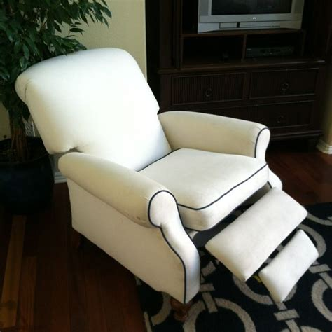 recover lazy boy recliner now this is a stylish recliner dream home pinterest
