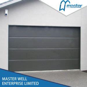 Garage Door Vertical Track Lowes China Wooden Grain Vertical Tilt Up Stainless Steel Pu