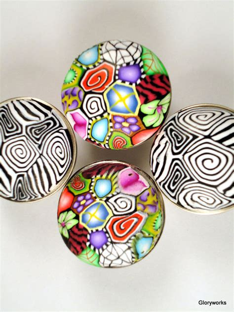 Eclectic Drawer Pulls by Cabinet Knobs Cabinet Pulls Set Of 4 By Works