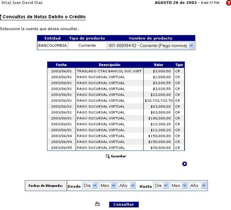 argentina que es una nota credito y debito bancaria consulta de notas debito o credito resultados