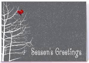 season s greetings white tree bird greeting card by starstock greetings card gnome