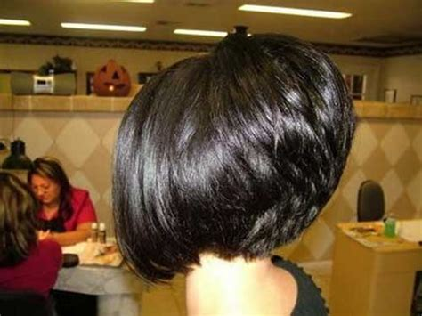 dramatic layered angled bob haircuts dramatic a line bob back view www imgkid com the image