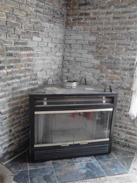 need advice of how to build the walls around the fireplace