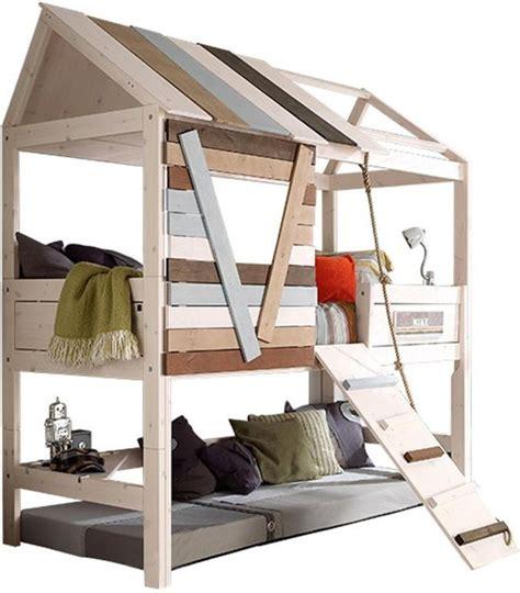 lifetime boomhut bol lifetime boomhut bed met loopplank white