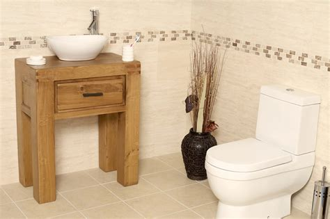 Oak Bathroom Furniture Freestanding 50 Freestanding Vanity Unit With Basin Bathroom Milan