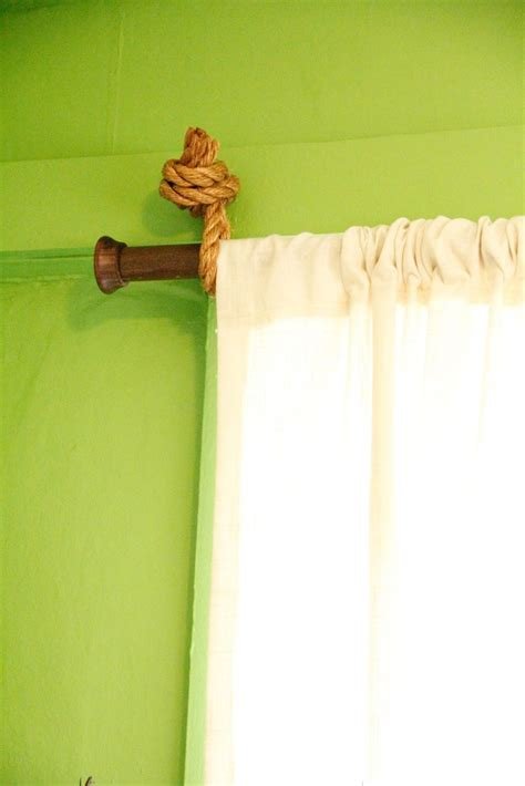 seashell curtain rods 1000 ideas about hanging curtain rods on pinterest