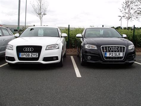 Audi S Line Difference by Diff 233 Rence Pc S3 Et S Line Facelift Esth 233 Tique